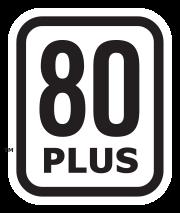 80 PLUS Logo