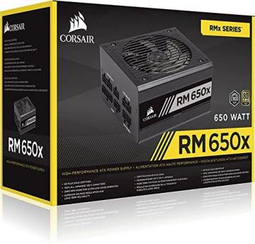 Corsair RM650x Karton