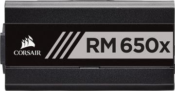 Corsair RM650x Seitenansicht